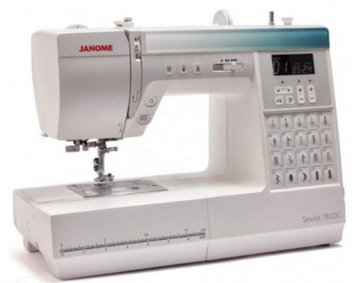 Janome  780DC Sewing Machine